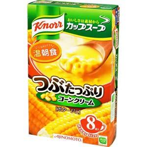 カップスープ 粒たっぷりコーンクリーム